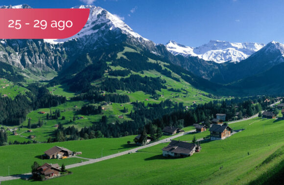 La verde Svizzera