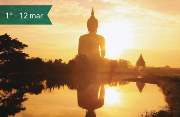 Thailandia e Laos con Navigazione sul Mekong