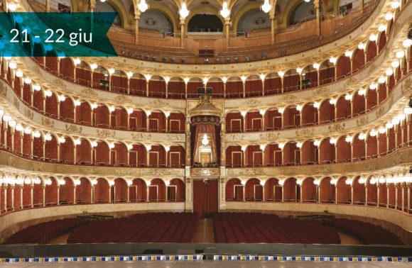 Tosca al Teatro dell'opera di Roma