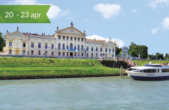Pasqua a Padova, Vicenza e le Ville Venete