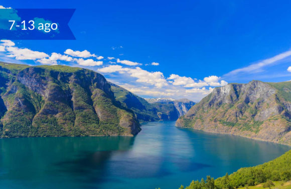 Oslo e i Fiordi Norvegesi