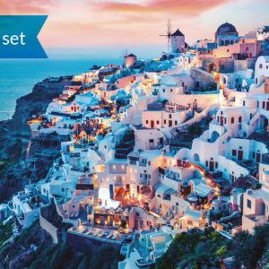 Crociera nelle Isole Greche con Costa Luminosa con soste a Mikonos, Santorini e Katakolon