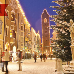 Mercatini di Natale a Vipiteno, Bolzano e Verona