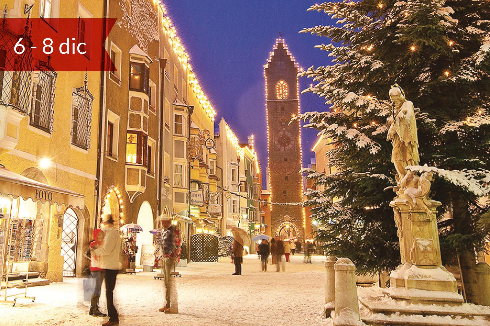 Immagini Mercatini Di Natale Vipiteno.Mercatini Di Natale A Vipiteno Bolzano E Verona Napoleone