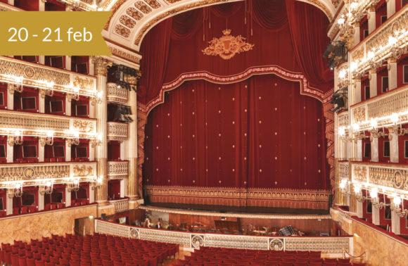 Norma al Teatro San Carlo di Napoli