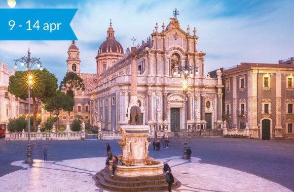 Pasqua in Sicilia Orientale e i luoghi di Montalbano