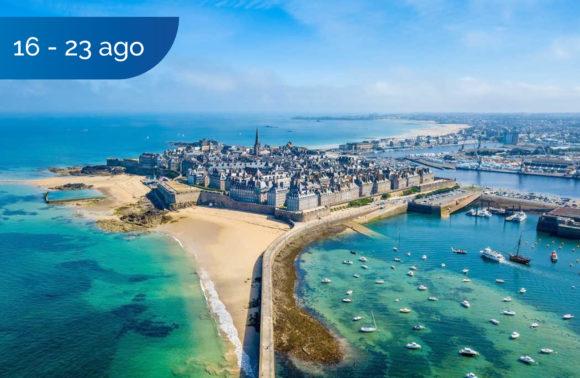 Normandia, Bretagna e Castelli della Loira