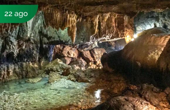 Grotte di Stiffe e Santo Stefano di Sessanio