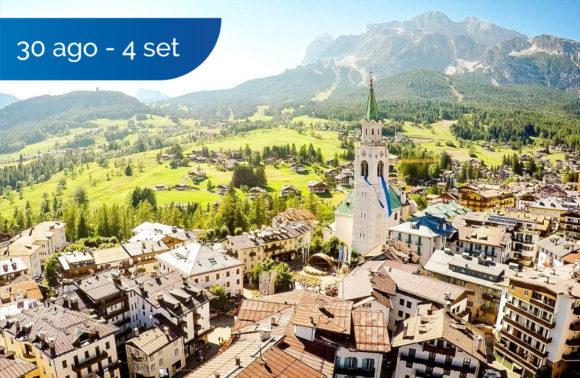 Settimana verde a Cortina d'Ampezzo