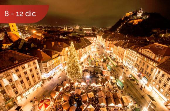 Mercatini di Natale a Vienna e Salisburgo