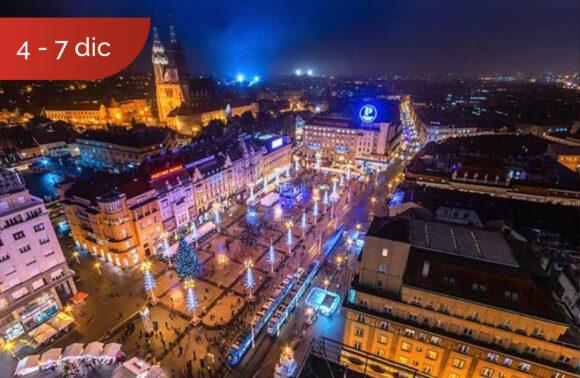 Mercatini di Natale a Zagabria e Lubiana