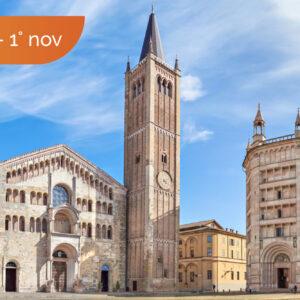 Parma, Bologna e i luoghi Verdiani